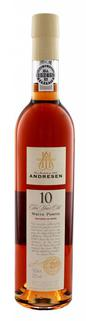 Andresen 10 Year Old White Port